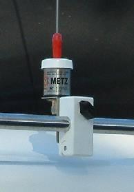 Metz Manta-6 VHF Antenae